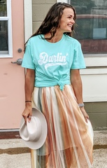 Darlin' Mint Tee