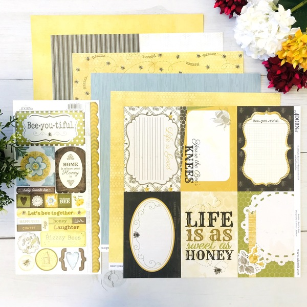 Bumble Paper Pack
