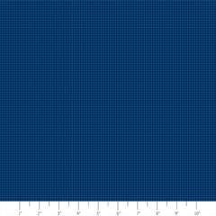 Tiny Check Navy_Fabric