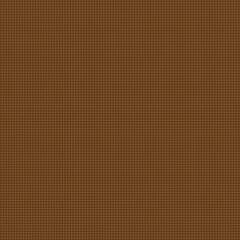 Tiny Check Brown_Fabric