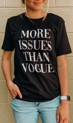 Issues than Vogue Tee