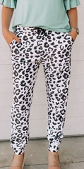 City Cheetah Joggers