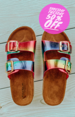 Rainbow Birk Dupes
