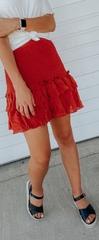 Bella Ruffle Skirt