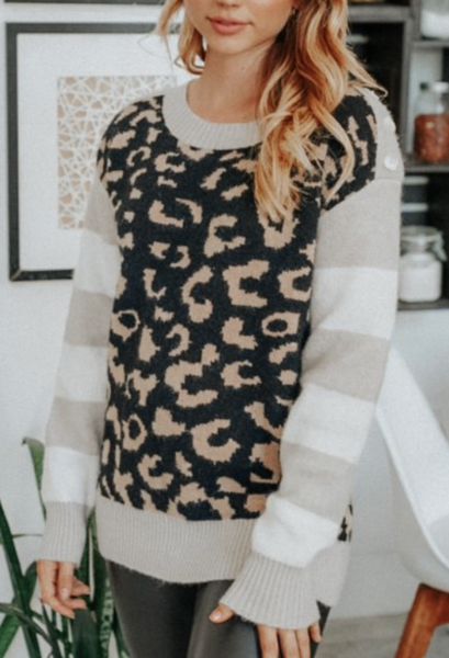 Emme Sass Sweater