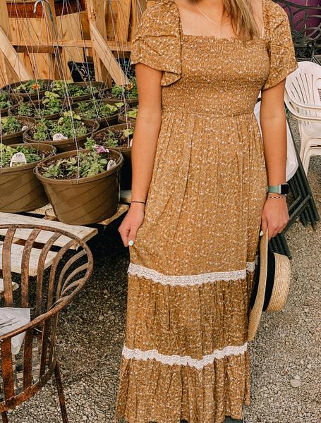 Harlow Cottage Swing Dress