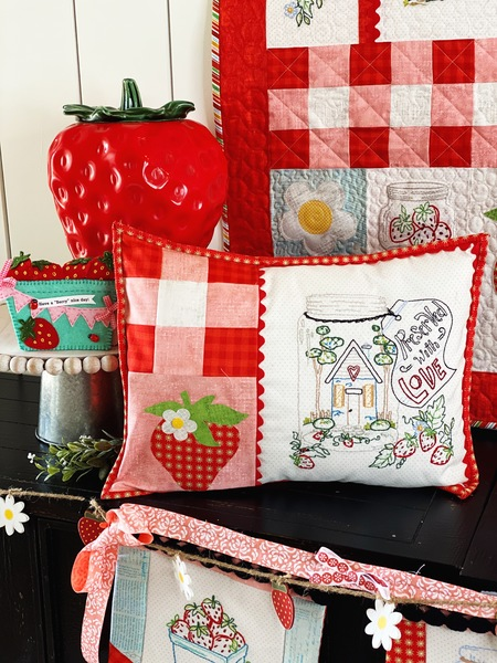 Preserved With Love Pillow Kit