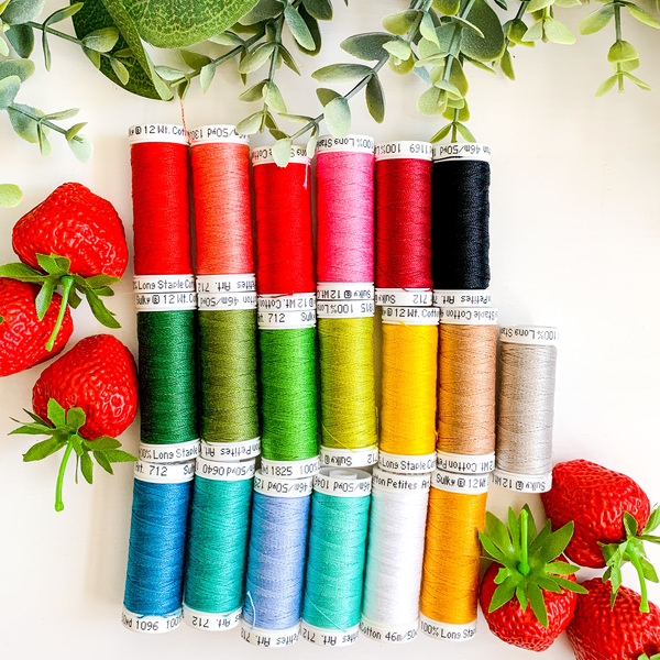 Strawberry Thread Kit