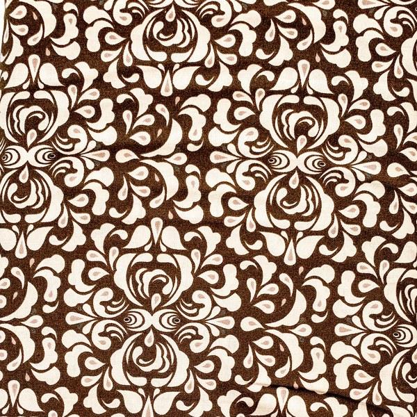 Fabric-Stylish Brown
