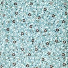 Fabric- Capri Field Blue