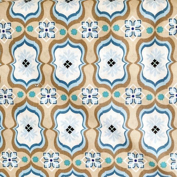 Fabric- Capri Garden Taupe