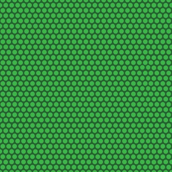 Dot Happy Green