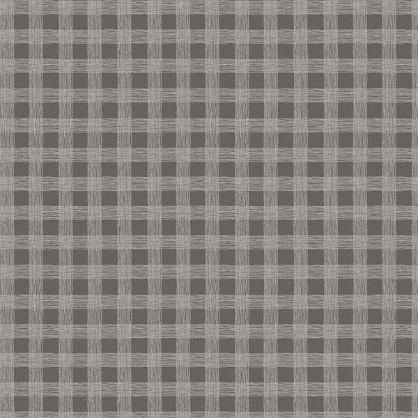 Lined Gingham Gray