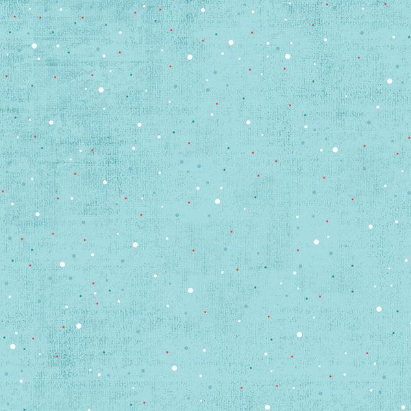 Sprinkle Dots Aqua
