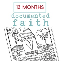 Documented Faith 12 Month Stitch Subscription