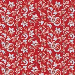 Groovy Swirls Red