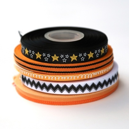 Halloween Ribbon Set