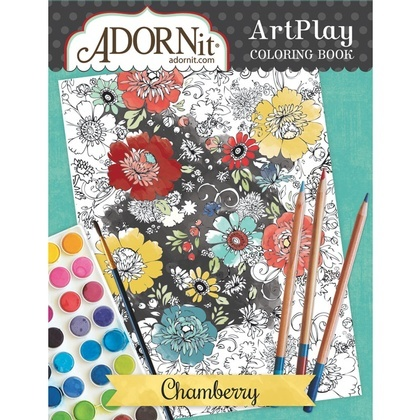 Chamberry Coloring Book