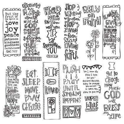 Faith Paintable