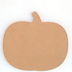 Jumbo Round Pumpkin