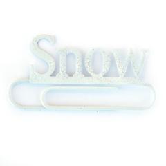 SNOW JUMBO PAPER CLIP
