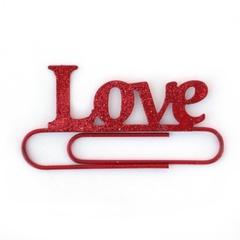 LOVE JUMBO PAPER CLIP