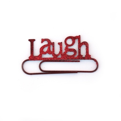 LAUGH JUMBO PAPER CLIP