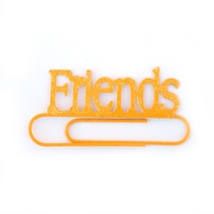 FRIENDS JUMBO PAPER CLIP