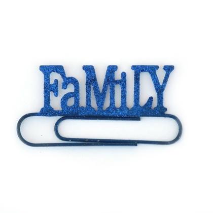 FAMILY JUMBO PAPER CLIP