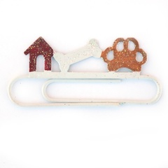 DOG THINGS JUMBO PAPER CLIP