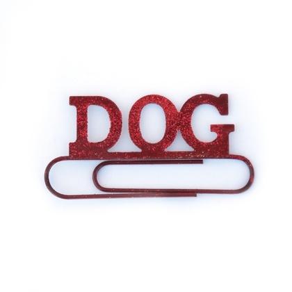 DOG JUMBO PAPER CLIP