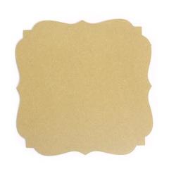 Pointed Bracket Shaped Surface Set