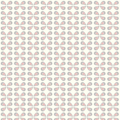 Fabric - Flutter Tone Cream