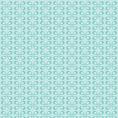Fabric - Flutter Tone Mint
