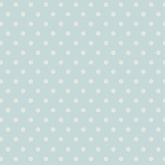 Fabric - BeBop Dot Blue