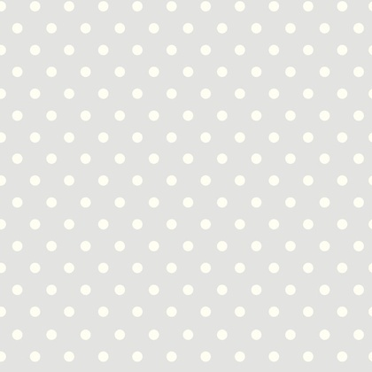 Fabric - BeBop Dot Misty Gray