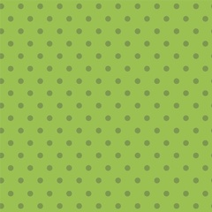 Fabric - BeBop Dot Green