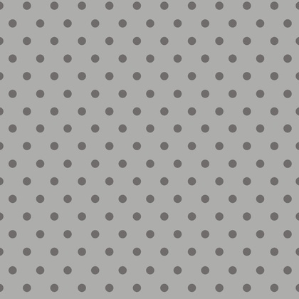 Fabric - BeBop Dot Gray