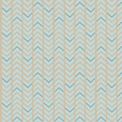 Fabric - Wonky Arrow Blue