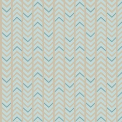Fabric - Wonky Arrow Blue