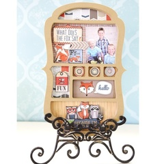Foxy Shadow Box Kit