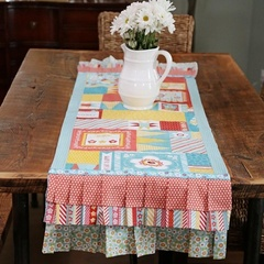 Easy Peasy Tablerunner Kit