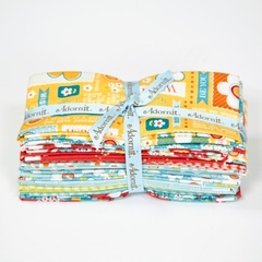 Fabric - Juicy Fruit Fat Quarter Stack