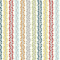 Fabric - Tiny Leaf Garland