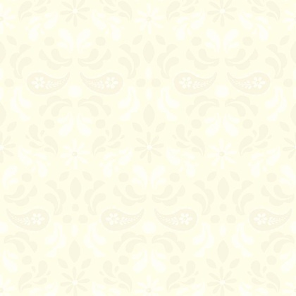 Fabric - Paisley Damask Cream