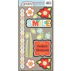Daisy Smiles Die Cut
