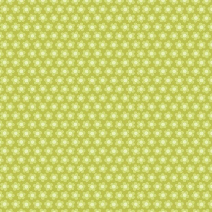Fabric - Dulcet Dot Green