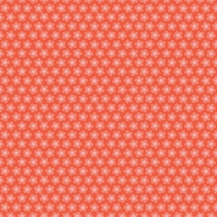 Fabric - Dulcet Dot Tangerine