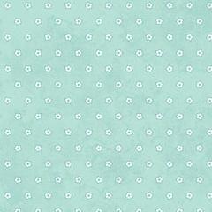 Fabric - Daisy Bud Mint