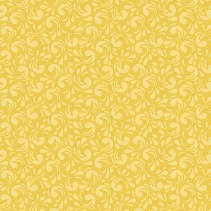 Fabric - Twirl Gold